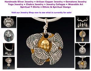 Sacred Jewelry & Yoga Designs Home Page Photo Gallery