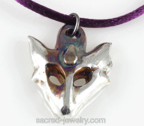 Wisdom Fox by Sacred Jewelry & Yoga Designs