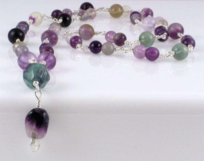 handmade gemstone chakra jewelry