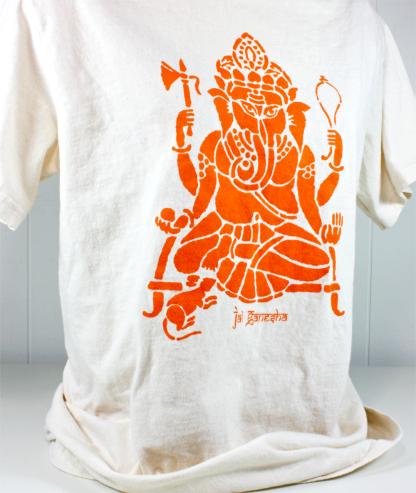 Ganesha t-shirt design