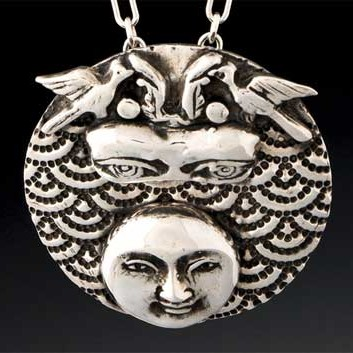 Day Dreaming Pendant by Yol Swan