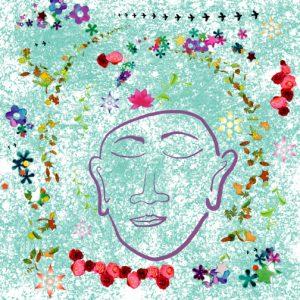 Meditation by Yol Swan