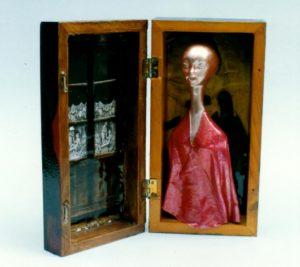 The Nun by Yol Swan